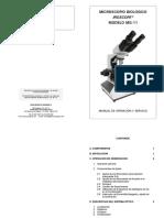manual microscopio