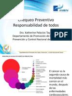 22 de Julio Chequeo Preventivo_31082016