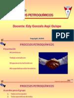 Presentacion de Procesos Petroquimicos II-2019 U1