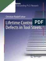 Defectos en aceros de herramientas