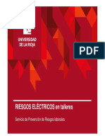 Charla Alumnos Electrica