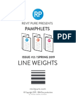 Revit Pamphlet12 Line Weights
