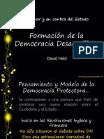 Formación Democracia Desarrollista