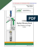 Bucket Elevator Book 1st Ed Mrk TOC
