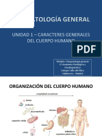 fisiopatologia general. Unidad 1