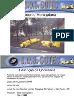 Apresentaçao SOS Cotec Mercaptana COM GAS