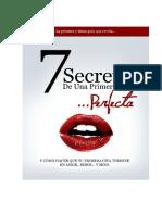 7 SECRETOS PARA UNA CITA PERFECTA