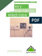 Cables y Mecanismos Electricos
