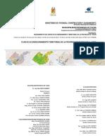 Plan de Acondicionamiento Tacna Provincia 2014-2023