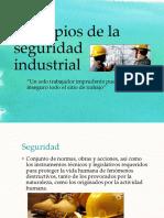 Principios Seguridad Industrial