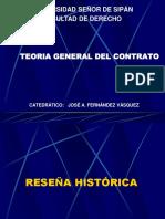 Derecho Contractual - Clase 01