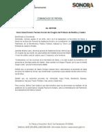 31-08-19 Inicia Salud Sonora tercera acción de cirugías de prótesis de rodilla y cadera