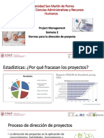 Project Management - Semana 2