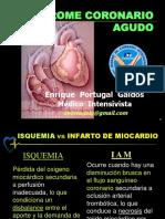 Curso ECG_6 Infarto agudo de miocardio.pps