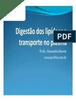 Digestão dos Lipídeos e Transporte no Plasma.pdf