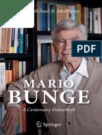 Mario Bunge a Centenary Festschrif 2019