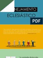Planejamento Eclesiastico