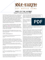 MESBG Designers Armies of the Hobbit(4)