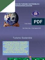 Certificacion en Turismo Sostenible