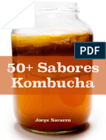 50 Sabores Kombucha Sample