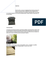 Tipos de Textos Informativos