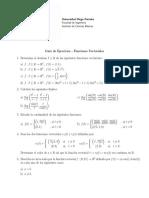 Calculo III - Funciones Vectoriales