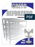 0. CONCRETO REFORZADO FUNDAMENTOS Y DISEÑO NSR-10 EMEL MULET