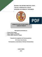 Grupo 9 Monografia Farmacoquimica