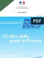 10 défis pour la France