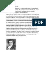 Biografía de Beethoven