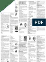 Pg9934 8934 4934 Installation Manual Eng Fre Spa Por 29008667r001