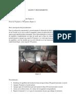 Equipo y Procedimiento - Lab2 Superficies Sumergidas