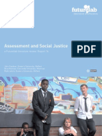 Assessment Social Justice Review