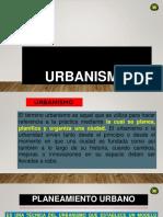 Urbanismo Ultimo