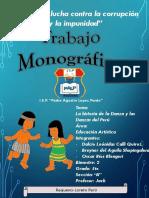 Trabajo monografico de la danza....por Dalcio C..pptx