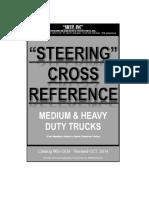Steering Gear Box Cross Reference Sheet