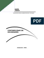 Contabilidad de Sociedades CPC Manuel Sosa