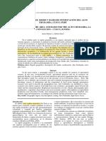 Descripción Del Medio y Bases de Zonificación Del Alto Urubamba