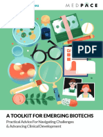 Labiotech Medpace a Toolkit for Emerging Biotechs White Paper