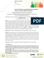 Estudo Da Viabilidade Do Poliestireno Expandido (EPS)