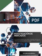 Proyectos de Investigacion de Mercados Expocision