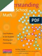 Arthur Hyde, Susan Friedlander, Cheryl Heck, Lynn Pittner - Understanding Middle School Math_ Cool Problems to Get Students Thinking and Connecting-Heinemann (2009).pdf