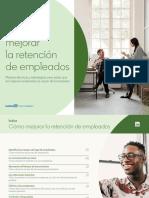 Mejorar la retención de empleados