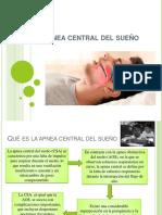Apnea Central Del Sueño Ppt