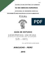 Guía de Estudios 2015 (I y III)