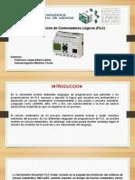 Programación de Controladores Lógicos (PLC) Mediante