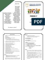Lista de Materiales Para Alumnos