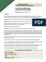 Autoevaluacion e Intervencion Indivudual RPS