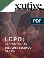 Executive Report LGPD