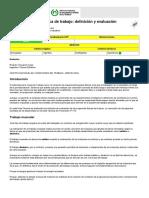 NTP 177_ La carga física de trabajo -  definición y evaluación